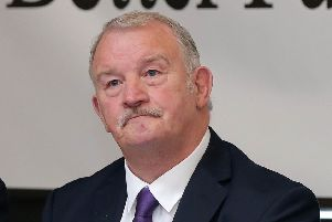 Jim Wilson said there was a 'lot of anger' at recent Brexit developments