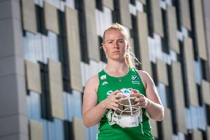 Ayeisha McFerran is among seven Ulster players named in the Ireland team to face Canada this weekend in a huge Olympic qualifer.