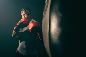 Brotherly love inspires boxing story