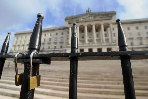 The DUP could have collapsed Stormont in 2015 over the reports of an intact IRA structure, but it didn't, knowing the global opprobrium it would face it ever dared try such a thing. Yet Sinn Fein did, apparently over RHI but has kept the assembly down over the Irish language