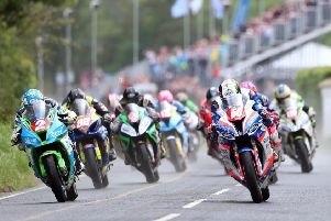 The Ulster Grand Prix at Dundrod is battling 'an historic problem' said MP Ian Paisley