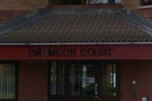 Drumcor Court. Pic by Google.