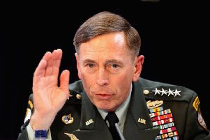 General David Petraeus, former commander of coalition forces in Iraq and Afghanistan, wrote: 'The extent to which those who served decades ago in Northern Ireland, including the highly distinguished [92-year-old] soldier-scholar General Sir Frank Kitson, remain exposed to legal risk is striking and appalling'