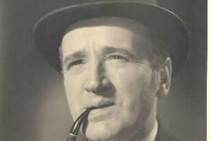 Richard Hayward in a Film Still from 'The Luck of the Irish'.