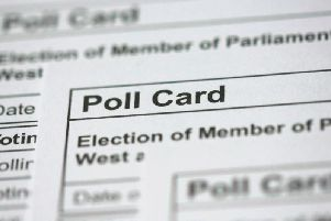 The UK goes to the polls on November 12 (Getty Images)