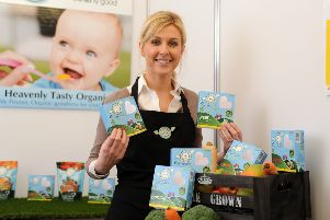 Shauna McCarney-Blair established the company in 2009 when she was unable to find organic foods for her family