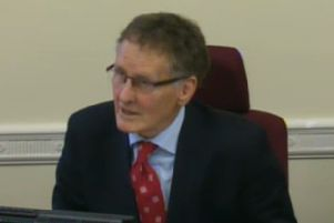 Sir Patrick Coghlin's RHI Inquiry report  is due some time in the new year