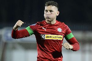 Conor McDermott has signed a permanent deal with Cliftonville, which will see him at Solitude to at least the 2022-23 season.