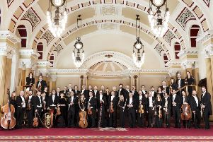 Take a New Year trip to Vienna with the Ulster Orchestra