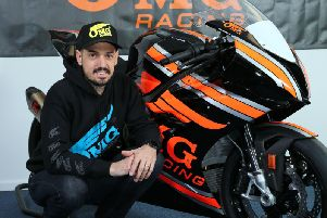 James Hillier will ride BMW Superbike and Superstock machinery plus a 600 Yamaha for OMG Racing at the North West 200 and Isle of Man TT next year.