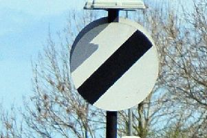 The national speed limit denotes 60mph on a single carriageway, which is far too fast for most rural roads. The national speed limit should be 40mph and only certain designated single carriageways should have 50 mph or 60 mph limits, and then be signed as having such