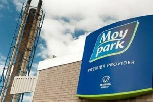 Moy Park's then director Eric Reid spoke to civil servants about the proposal, but they were cautious