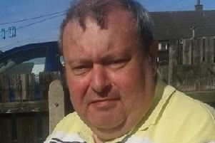 John Newcomb. (Photo released on behalf of the family by the PSNI)