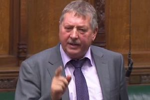 Sammy Wilson, DUP MP for East Antrim, has rejected claims from Finance Minister Conor Murphy that Confidence and Supply money is being withheld by government.