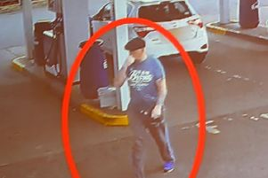 CCTV Footage from the PSNI investigation into the murder of 54 year old Malcolm McKeown in Waringstown.'Pic Colm Lenaghan/Pacemaker