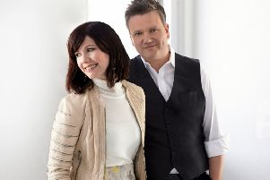 Keith and Kristyn Getty shape their music inspired by Reformer Luther