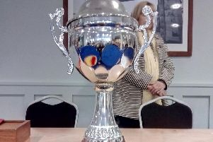 The Ulster Women's Junior Cup