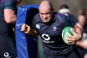 Ireland captain 'Rory Best