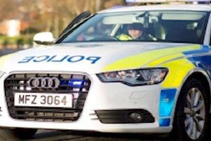 Residents urged to be vigilant after Mallusk theft
