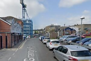 Granges Street. Pic by Google.