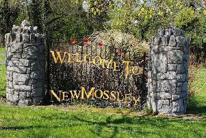 New Mossley received �50,000 from DAERA.