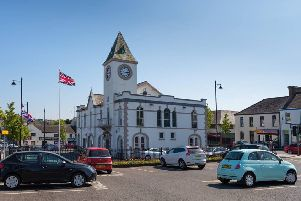The event will be held in Ballyclare Town Hall.