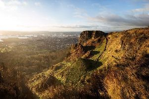 Cave Hill. Pic by Google.