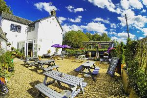 DINING OUT: Northamptonshire village food pub celebrates string of awards after being named the best in the county
