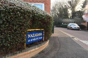 An elderly woman in her eighties found dead following flat fire at Northampton care home