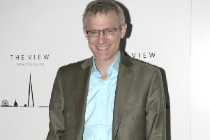 TV and radio host Jeremy Vine was among the people to reply to the tweet.