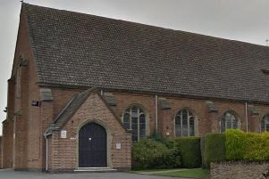 St Aidan's in Kingsthorpe, where Father Clark was serving. The priest has been suspended from his duties pending a fraud investigation.
