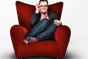 Alan Carr is searching for studio audience members for his new show.