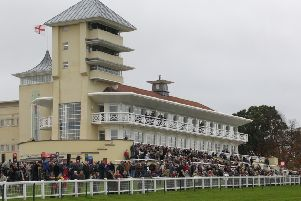 TOWCESTER REPORT: Magic moment as 66/1 shot storms to victory