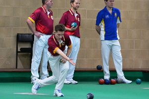 Action from Northants' win over Warwickshire in the Liberty Trophy