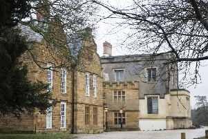 Delapre Abbey