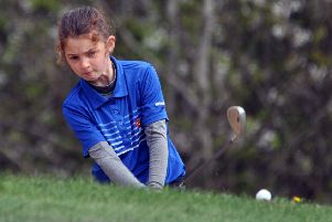 Martha Pieterse will captain a Northamptonshire Girls experimental team for a pre-season friendly at Colmworth GC on Sunday