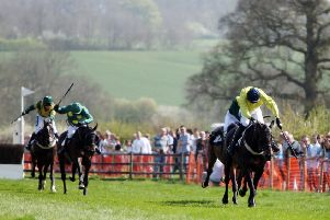 HORSE RACING: Second time lucky at Guilsborough?