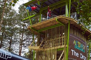 Review: Why the ultimate test of bravery is tackling our biggest phobia and making Woburn Forest THE Center Parcs resort to visit