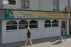 Naami's in Northampton