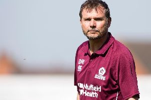 David Ripley has seen his side endure a difficult season (picture: Kirsty Edmonds)