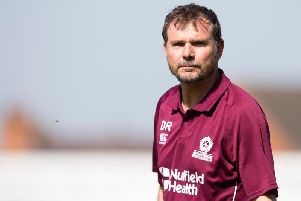 David Ripley saw his side endure a difficult season (picture: Kirsty Edmonds)