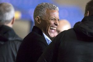 Keith Curle has been nominated for the Sky Bet League Two manager of the month award for October