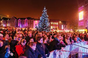 Crowds will descend on Market Square in the town centre again this year