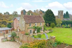 Explore the Old Vicarage - four floors of quintessential English charm