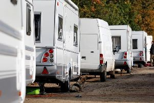 Letter: People of Northampton should not be asked to 'help' travellers