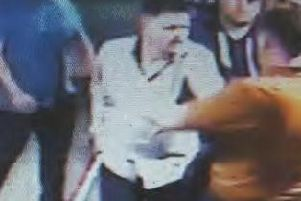 Police released this still from CCTV footage
