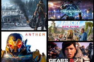 Part 1 of the top 10 most anticipated games of 2019