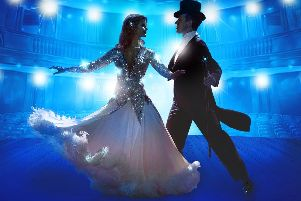 Strictly superstars Anton Du Beke and Erin Boag bring their new show Dance Those Magical Musicals to Northampton this month
