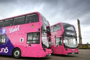 The University park and ride currently runs from Sixfields to the Waterside campus