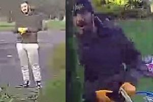 This is the man police want to speak to in connection with the theft of some Christmas lights in Rushden NNL-190117-115001005